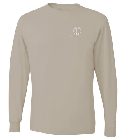 'Get Lost' Comfort Colors Long Sleeve
