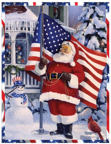 Santa Clause is an American