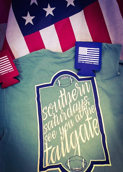 'Southern Saturdays Tailgate' Long Sleeve
