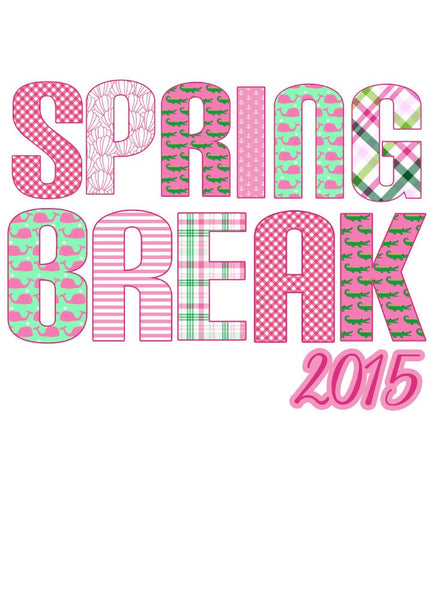 Ladies UNited Tees Spring BReak