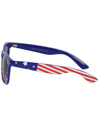 American Flag Stars & Stripes Sunglasses
