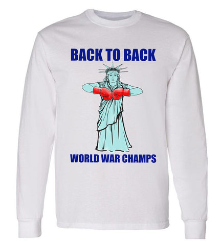 Back to Back Champs Long Sleeve