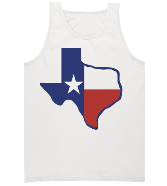 Texas Pride Tank Top