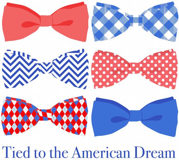 Tied to the American Dream Design