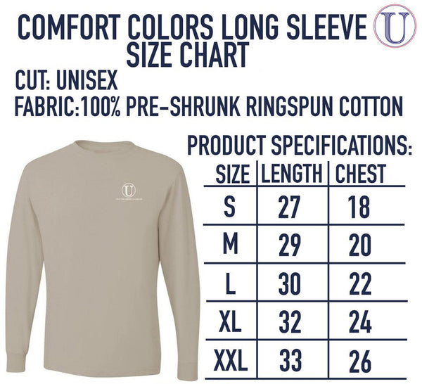 United Tees & Comfort Colors Collaboration