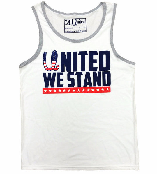 United We Stand 'U' United Tank Top