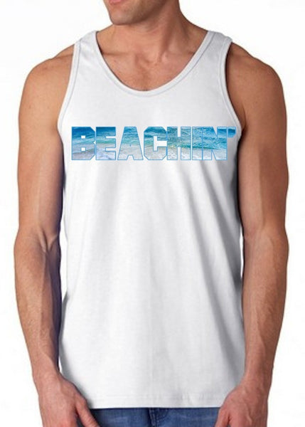 Beachin Tank Top- Jake Owen Summer Concert Tank Top