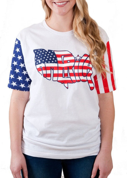 America T-Shirt (XL Only)