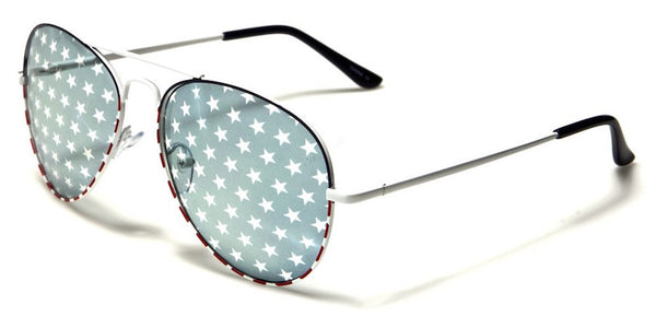 Ladies Patriotic Sunglasses