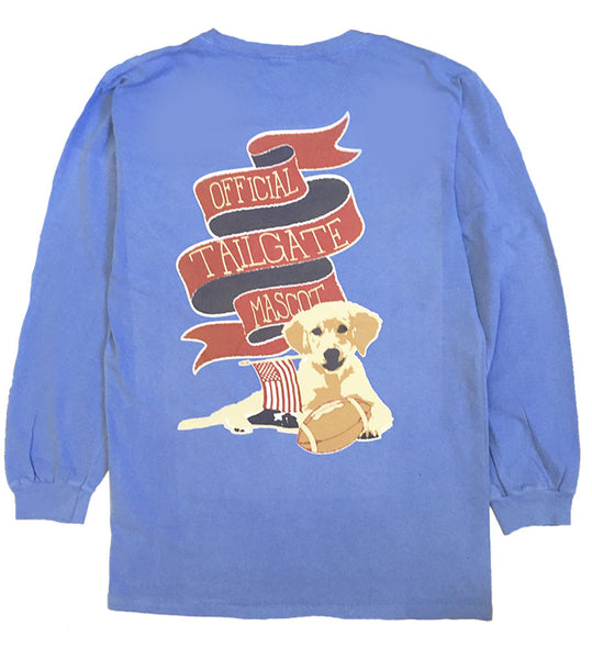'Official Tailgate Mascot' Long Sleeve