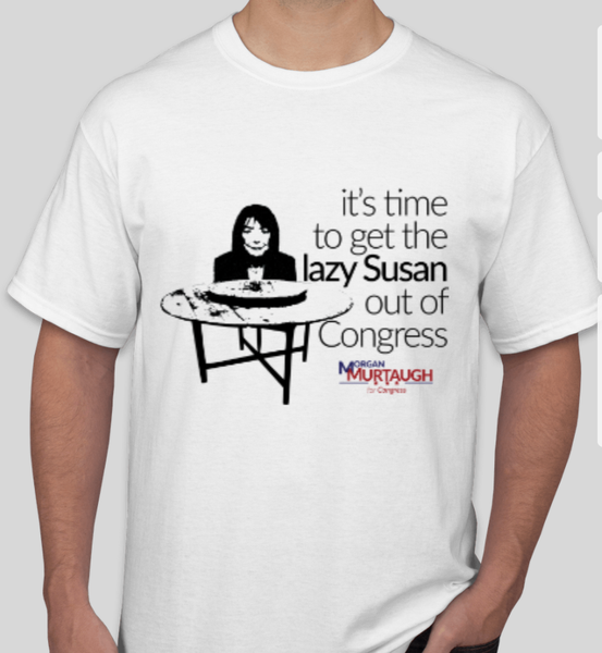 'Lazy Susan' T-Shirt