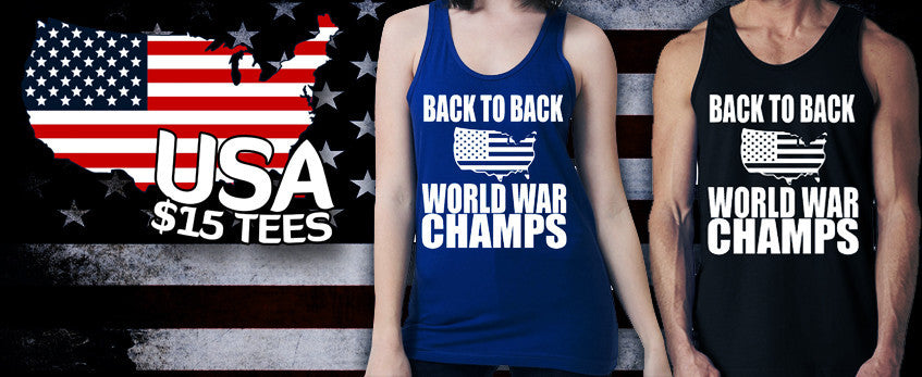 049d45264040 Back To Back World War Champs – United Tees
