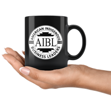 Load image into Gallery viewer, AIBL Logo Mug