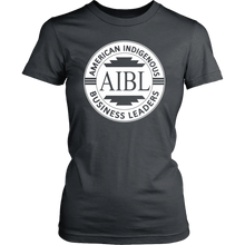 Load image into Gallery viewer, AIBL Logo Womens Shirt