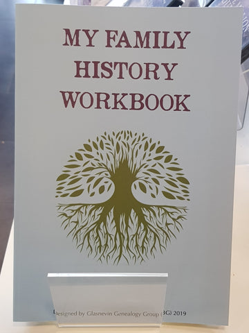 My Family History - Workbook