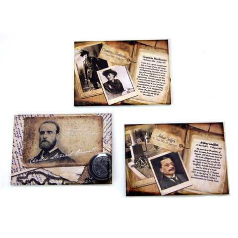 Irish Revolutionaries magnet set