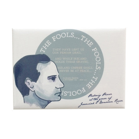Patrick Pearse Magnet 3