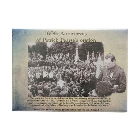 Patrick Pearse Oration Magnet