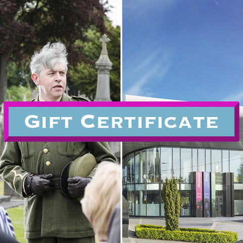 Tour and Museum Gift Certificate
