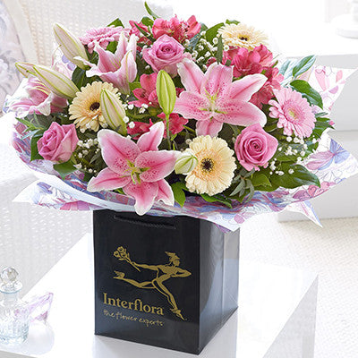 Mother's Day Hand tied