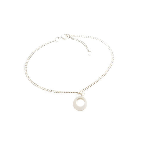 Circle of Dreams Silver Bracelet