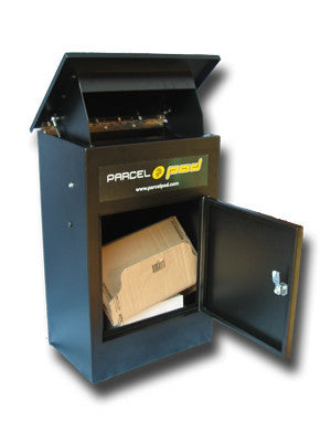 ParcelPod for multiple unattended deliveries
