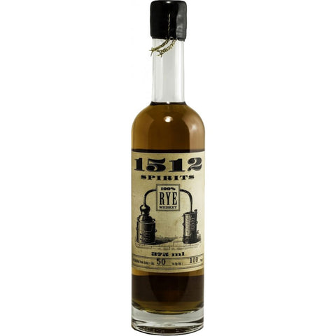 1512 Rye Whiskey 375ml