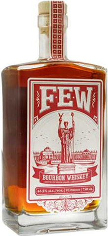 FEW Spirits Bourbon Whiskey 750ml