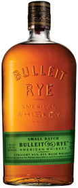 Bulleit Straight Rye Whiskey 750ml