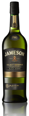 Jameson Black Barrel Select Reserve Irish Whiskey 750ml