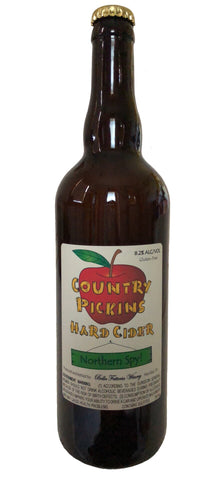 Country Pickins Northern Spy Hard Cider 750ml