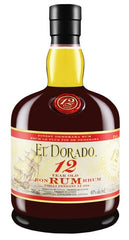 El Dorado 12 Year Old Rum 750ml Demerara Distillers Guyana
