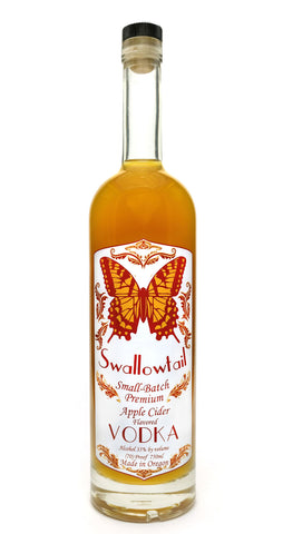 Swallowtail Apple Cider Vodka 750ml