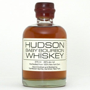 Hudson Baby Bourbon Whiskey 375ml Tuthilltown Spirits