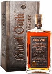 Blood Oath Pact No. 4 Bourbon Whiskey 750ml