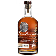 Breckenridge High Proof Bourbon Whiskey 105 Proof 750ml
