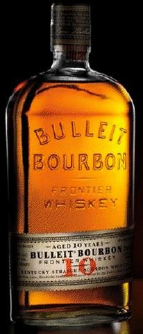 Bulleit 10 Year Old Kentucky Straight Bourbon Whiskey 750ml