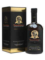 Bunnahabhain 12 Year Old Islay Single Malt Scotch Whisky 750ml
