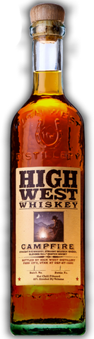High West Campfire Whiskey (Bourbon / Rye / Malt Scotch Blend) 750ml