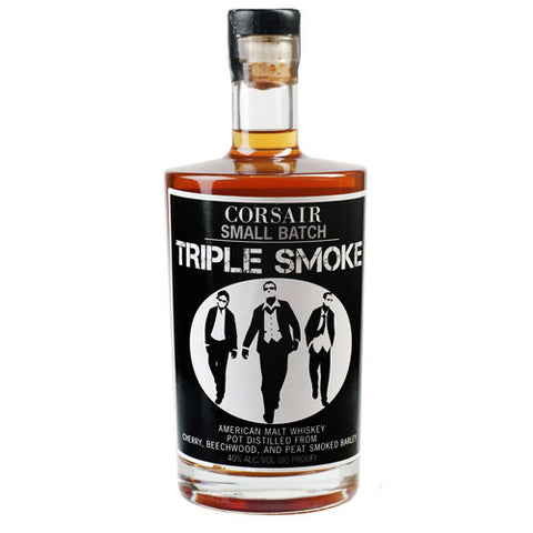 Corsair Triple Smoke – American Single Malt Whiskey 750ml
