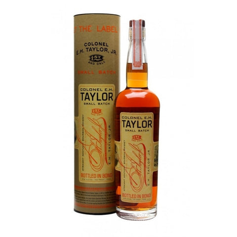 E.H. Taylor Small Batch Bourbon Whiskey 750ml
