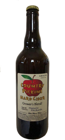 Country Pickens Grower's Blend Hard Cider 750ml