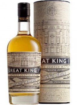 Compass Box Great King Street Artist's Blend Scotch Whisky 750ml