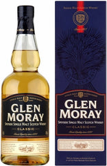 Glen Moray Classic Speyside Single Malt Scotch Whisky 750ml