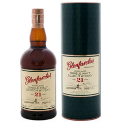 Glenfarclas 21 Year Old Single Malt Scotch Whisky 750ml