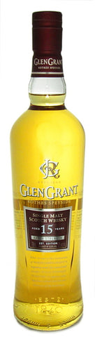 GlenGrant 15 Year Old Batch Strength 1st Edition Single Malt Scotch Whisky 750ml
