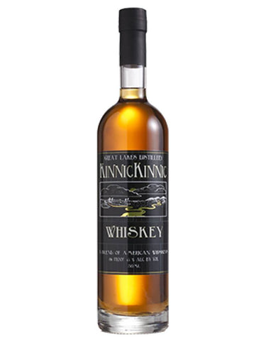 Great Lakes Distillery Kinnickinnic Whiskey 750ml