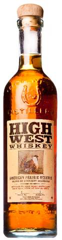 High West American Prairie Reserve Bourbon Whiskey 750ml