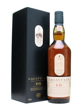 Lagavulin 16 Year Old Single Malt Scotch Whiskey 750ml