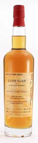Low Gap 2 Year Old Bavarian Hard Wheat Whiskey 750ml Germain Robin
